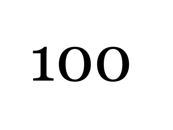 100 JNW