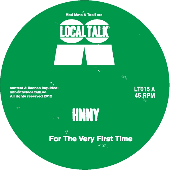 Hnny-–-For-The-Very-First-Time