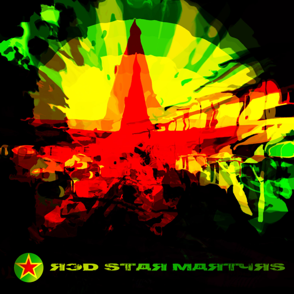 Red Star Martyrs - I & I (front)