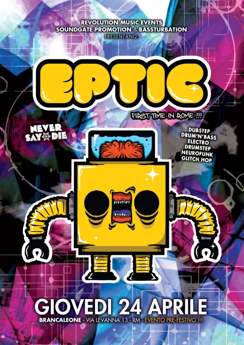 Eptic (Fronte)
